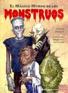 Libro El Magico Mundo De Los Monstruos