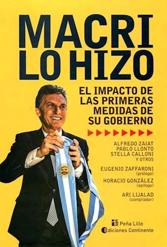 Papel Macri Lo Hizo
