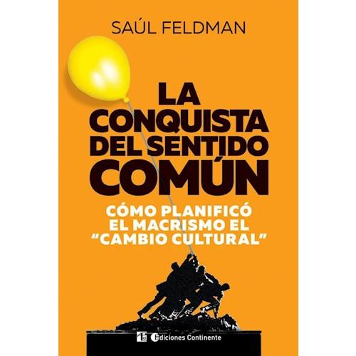 Papel LA CONQUISTA DEL SENTIDO COMÚN