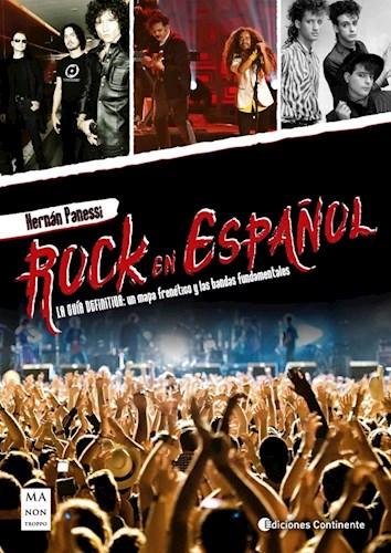 LIBRO ROCK EN ESPAÑOL