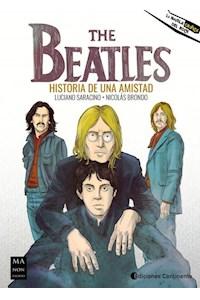 Papel The Beatles - Historia De Una Amistad