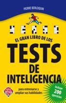 Papel El Gran Libro De Los Tests De Inteligencia