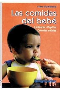 Papel Las Comidas Del Bebe