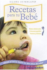 Papel Recetas Para Tu Bebé