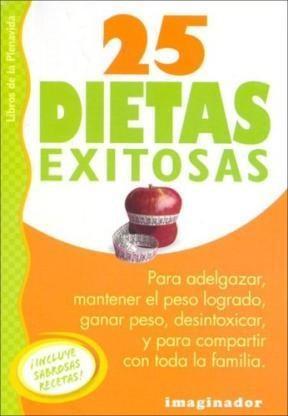 Libro 25 Dietas Exitosas