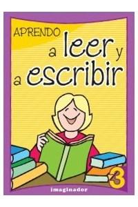Papel Aprendo A Leer Y A Escribir 3 (2Da Edicion)