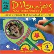 Libro Dibujos Para Hacer Marcos