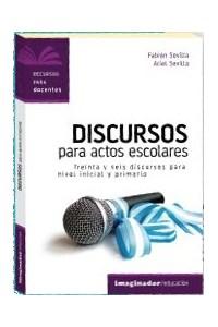 Papel Discursos Para Actos Escolares