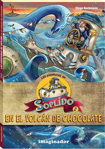 Papel Soplido 2: En El Volcán De Chocolate