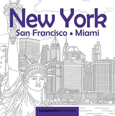 Libro New York - San Francisco - Miami