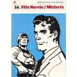 Papel Vito Nervio Misterix Clarin