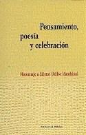 Papel PENSAMIENTO, POESIA Y CELEBRACION