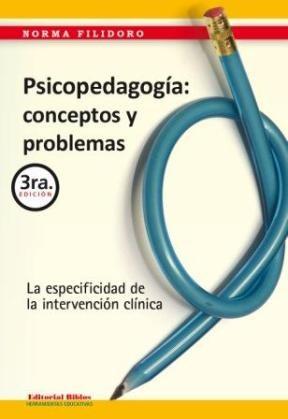Papel PSICOPEDAGOGIA: CONCEPTOS Y PROBLEMAS 2§ ED CORREG/AUMENTADA