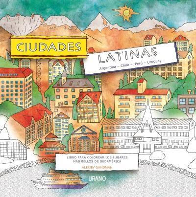 Libro Cuidades Latinas