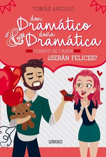 Libro Don Dramatico Y Doña Dramatica