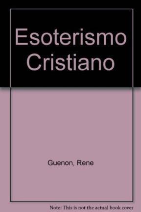 Papel Esoterismo Cristiano