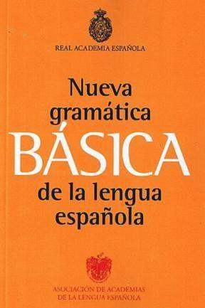 Papel Nueva Gramática Básica De La Lengua Española