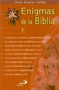 Papel Enigmas De La Biblia 7