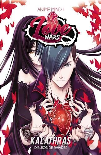 Libro Love Wars