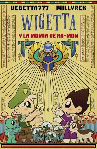 Libro Wigetta Y La Momia De Ra-Mon