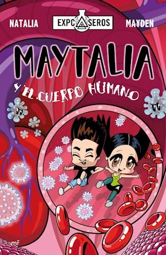 Libro Maytalia Y El Cuerpo Humano