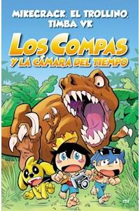 Papel Los Compas Y La Camara Del Tiempo (2)