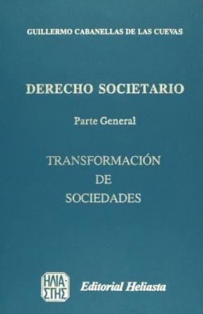 Papel Derecho Societario Parte General T 10