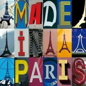 Libro Made In Paris