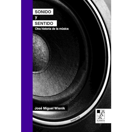 Papel SONIDO Y SENTIDO (CON CD)