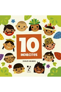 Papel 10 Indiecitos / 10 Little Indians