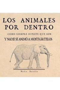Papel Los Animales Por Dentro