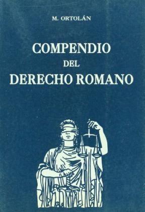 Papel Compendio Del Derecho Romano