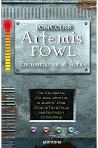 Papel Artemis Fowl Ii - Encuentro En El Ártico