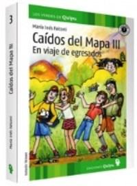Papel Caidos Del Mapa Iii En Viaje De Egresados