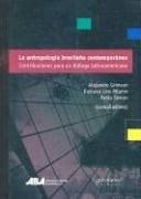 Papel Antropologia Brasileña Contemporanea, La