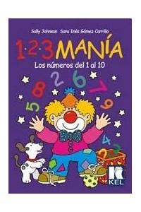 Papel 1 2 3 Mania - Los Numeros Del 1 Al 10