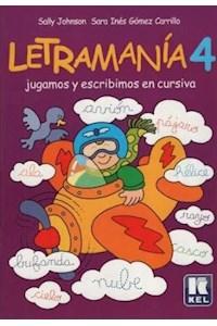 Papel Letramania 4 - Jugamos Y Escribimos En Cursiva -