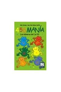 Papel 4 5 6 Mania - Los Numeros Del 1 Al 30
