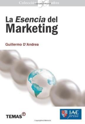 Libro La Esencia Del Marketing