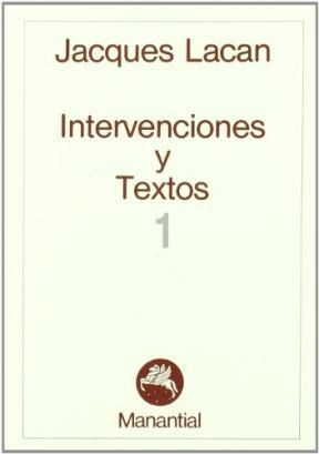 Libro 1. Intervenciones Y Textos