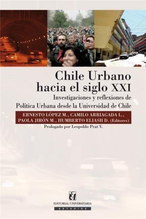 E-book Chile Urbano Hacia El Siglo Xxi