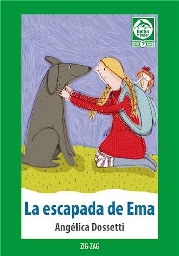 E-book La Escapada De Ema