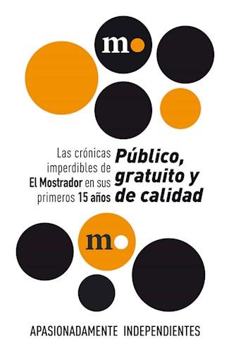 E-book Crónicas Imperdibles De El Mostrador