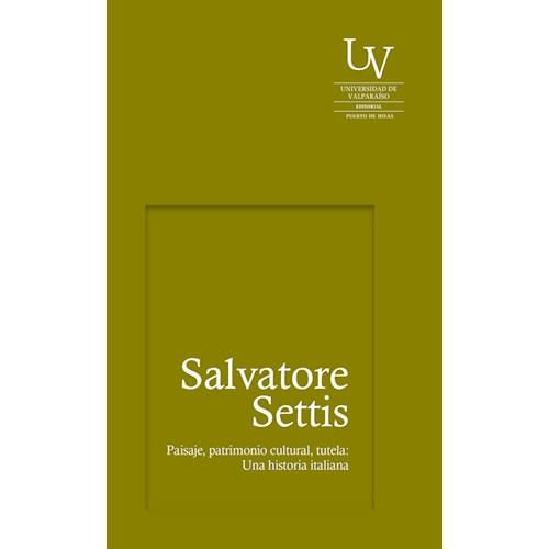 Papel PAISAJE, PATRIMONIO CULTURAL Y TUTELA: UNA HISTORIA ITALIANA