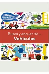 Papel Busca Y Encuentra... Vehiculos