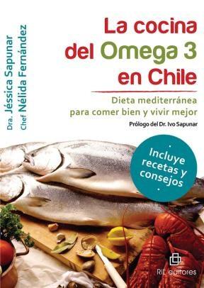 E-book La Cocina Del Omega 3 En Chile.