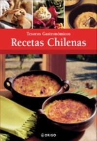 Papel Recetas Chilenas