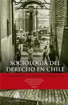 E-book Sociología Del Derecho En Chile