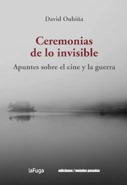 Papel CEREMONIAS DE LO INVISIBLE