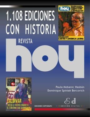 E-book Revista Hoy: 1.108 Ediciones Con Historia
